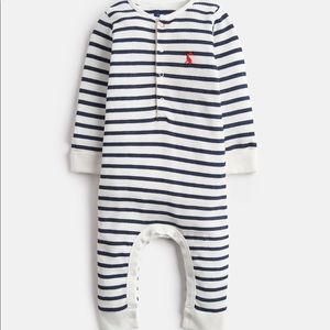 🆕 EUC Joules Webley Waffle Growbaby one piece